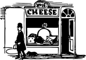 O queijo contém uma grande quantidade de B12